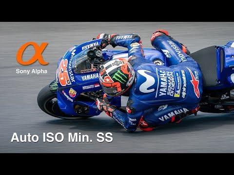 ISO Auto Min.