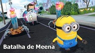Minion Rush #7 - Minion Bombeiro / Batalha de Meena