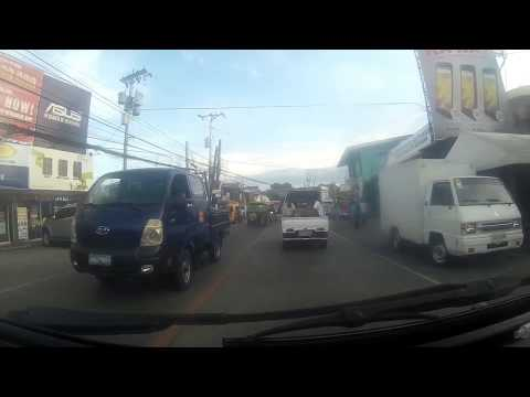 Rizal Boulevard Dumaguete to Ceres Liner Terminal & Robinsons Place Dumaguete City (Road Trip Guide)