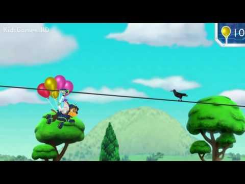 Paw Patrol Game Corn Roast Catastrophie   Nick JR English Cartoon   Paw Patrol Full Episodes 43
