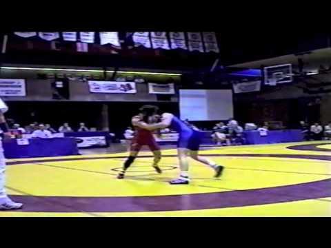 2000 Senior National Championships: 51 kg Final Lyndsey Belisle vs Teresa Piotrowski
