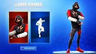 🔴 *IKONIK* (INFO. DESCRIPTION) #FORTNITE #SKINS #IKONIK #IKONIK