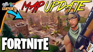 🔥 FORTNITE LIVE ⚠️ NEW MAP UPDATE 🔥 Subscriber Loyalty Rewards ⭐ (1-18-18)