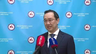 Брифинг Айсена Николаева об эпидемиологической обстановке в регионе на 15 июня