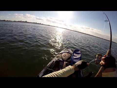 KAYAK FISHING SAILFISH FLATS STUART FLORIDA