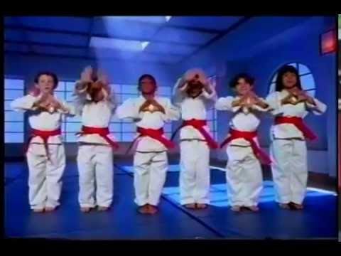 Clorox karate uniform commercial, 1995