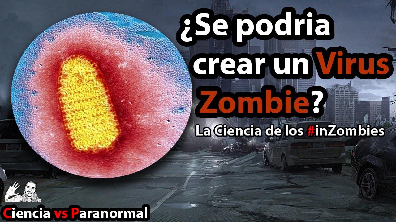 Se podría crear un virus Zombie? | Los #inzombies