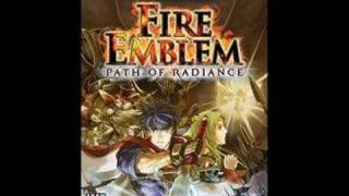 Fire Emblem: Path of Radiance -- Against the Black Knight