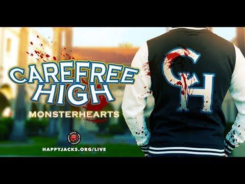 Carefree High - Monsterhearts 2 #00 #pbta #teenage #monsters  #rpg #ttrpg #pbta