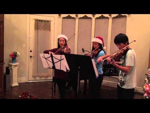 Cannon In D (Sarah Jiang, Emily Huang, Charlie Lin, Jason Zhu-piano)