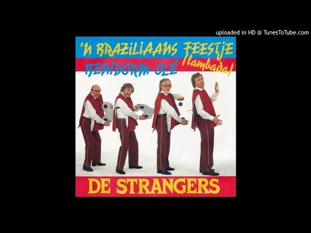 De Strangers -n Braziliaans feestje 1989