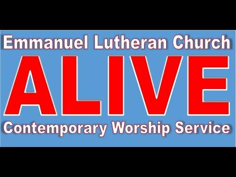 Emmanuel's Alive Worship Community  March 25, 2020