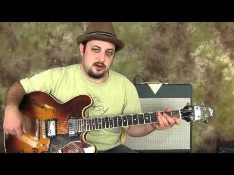 guitar lesson - learn to play black - pearl jam - easy beginner guitar songs