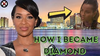 "Lisa Raye On How She Got The Role As ""Diamond"" On The Players Club & The Creation of Her Striptease!"