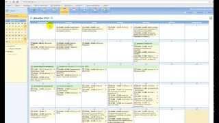 Обучение ЭЛМА урок 3 работа с календарем часть 1 календарь и событие в календаре
