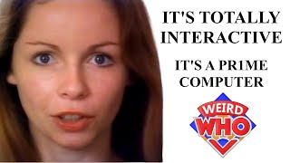 'It's Totally Interactive' - The Prime Computer Ads | WEIRD WHO