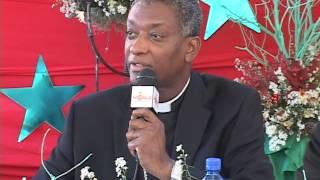 Monseigneur Chibly Langlois, premier cardinal haïtien de l