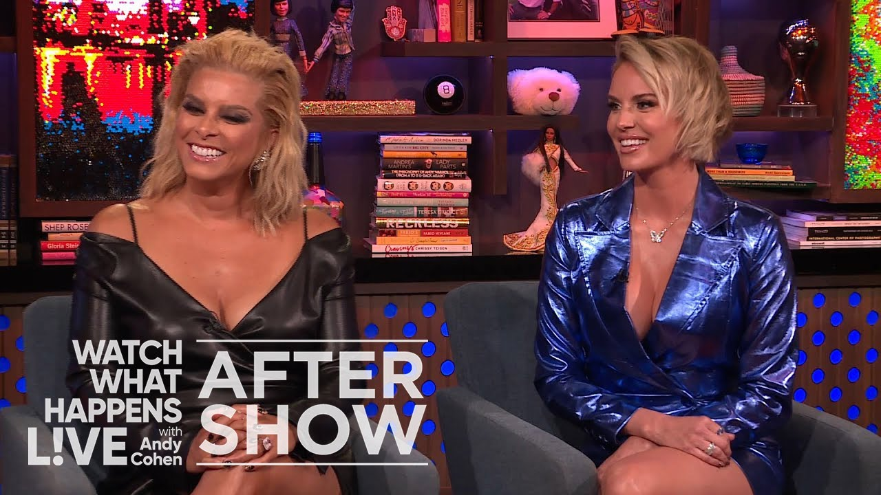 How Is Robyn Dixon Doing with Her Depression? | WWHL