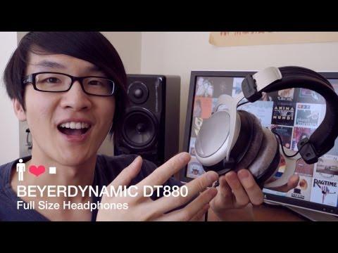 Beyerdynamic DT880 (250 Ohm) Headphone Review