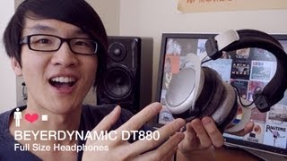 Beyerdynamic DT880 (250 ohm) Headphone Review