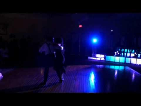 Dennis & Rona Argentine Tango Wedding Dance Choreography NJ NY