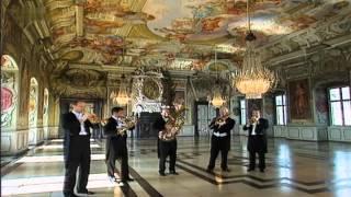 Blächbläserquintett Bamberger Symphoniker - Henry Purcell Suite 1996