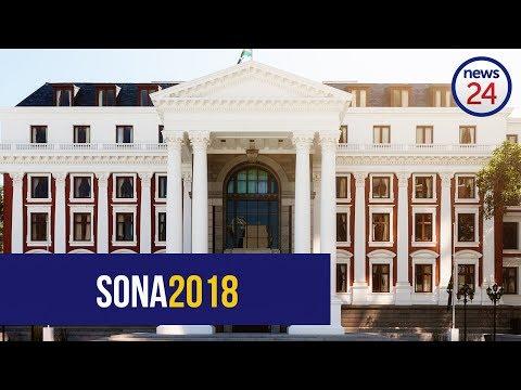 WATCH LIVE: SONA 2018 - Ramaphosa's first address
