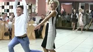 Пасадобль на свадьбе