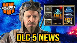 Black Ops 4 Zombies - DLC 5 Update! New Black Market Changes!