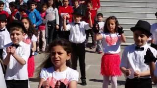 2 A sınıfı ego dansı