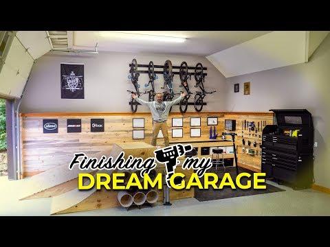 The Garage Workshop of my Dreams