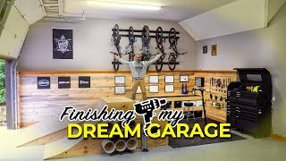 The Garage Workshop of my Dreams
