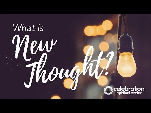 New Thought Sermon: I Tried It For Myself