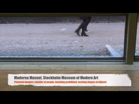 Stockholm: Moderna Museet 1