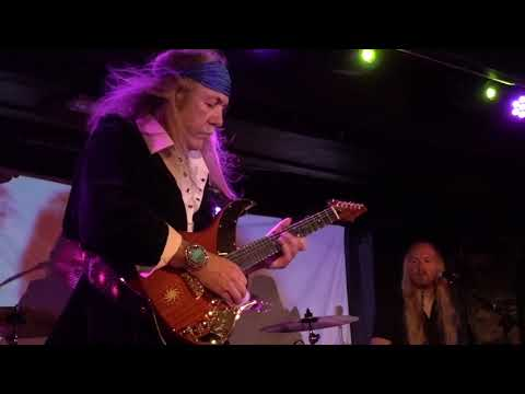 Uli Jon Roth - Don't Tell The Wind - 2018-12-03 Òran Mór, Glasgow (4 of 11)