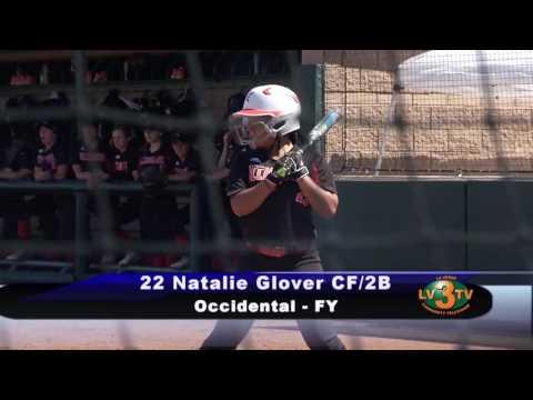 University of La Verne vs Occidental College NCAA Division III Softball 2016