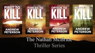 Nathan McBride Thriller Series by Andrew Peterson