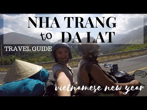NHA TRANG to DA LAT | Cheap Travel Southeast Asia Ep10: VIETNAM Part 7