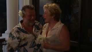 Unufficial Carla & Pippo Wedding In Costa Rica
