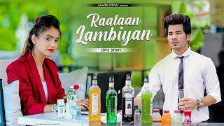 Raataan Lambiyan | Love Story | Shershaah | Jubin Nautiyal | New Bollywood Song | Manazir & Yaaksha