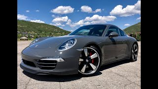 Porsche 911 50th Anniversary Videos