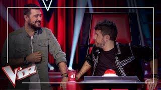 Pablo-López-y-Antonio-Orozco-hablan-del-talento-de-Lorena-Fernández-La-Voz-Antena-3-2019