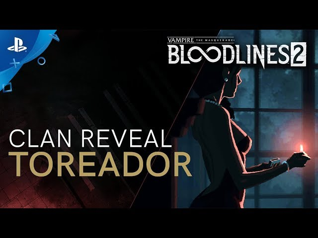 Vampire: The Masquerade - Bloodlines 2: Clan Introduction: Toreador | PS4