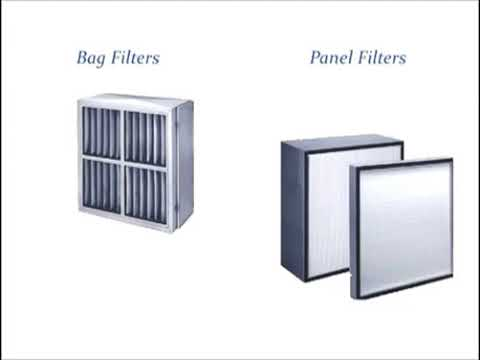 HVAC system in pharmaceutical industry