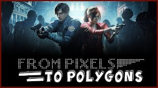 The History Of The Resident Evil Series   From Pixels To Polygons