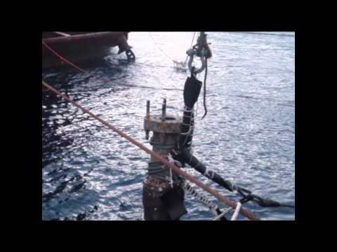 SPM Replacement offshore diving