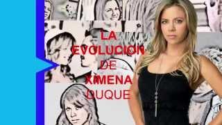 La evolución de Ximena Duque