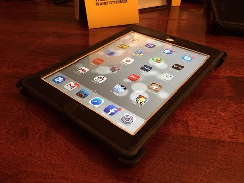 590a3a87e7 iPad Air heavy case showdown: Griffin Survivor vs. OtterBox Defender | ZDNet