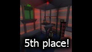 infiltrazione Speedrun [1:04:677] | ROBLOX Flood Escape 2