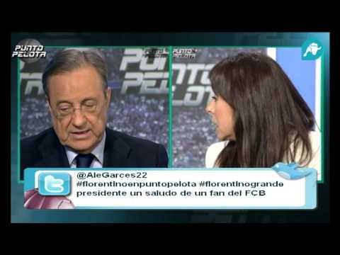 Florentino Pérez, en Punto Pelota [PARTE 2]